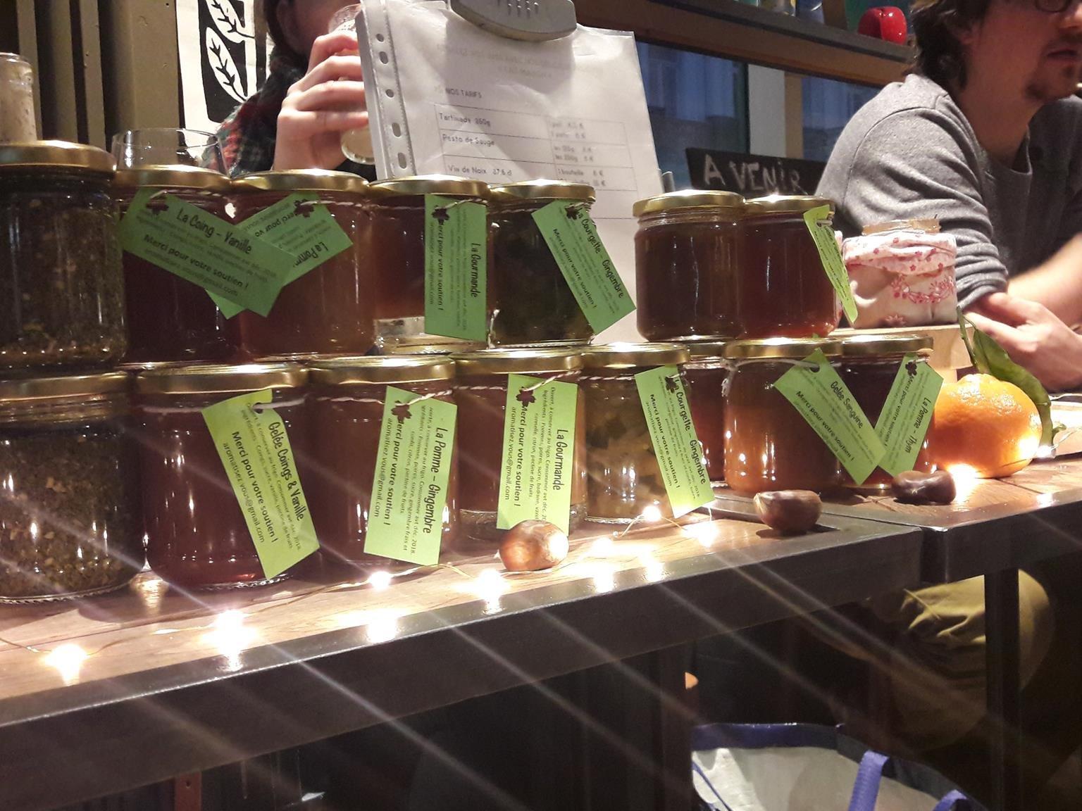 produits confitures tartinades aromatisez vous aromatisez-vous